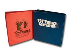 Books, Toy Farmer, farm toy, toy model, Ultimate Tractor Power, articulated tractor, National Farm Toy Show