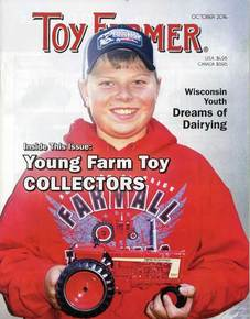 Oct Toy Farmer; Youth; Toy Farmer