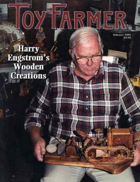 February 1995, Toy Farmer, Subscribe, www.toyfarmer.com