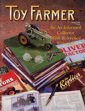 January 1998, Toy Farmer, Subscribe, www.toyfarmer.com