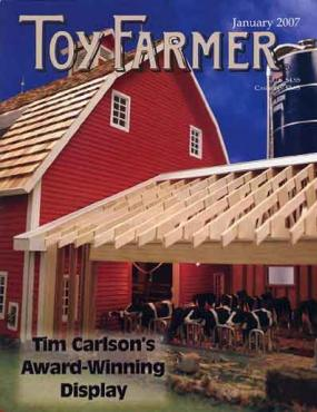 January 2007, Subscribe, www.toyfarmer.com