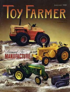January 2000, Toy Farmer, Subscribe, www.toyfarmer.com