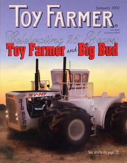 February 2002, Toy Farmer, Subscribe, www.toyfarmer.com
