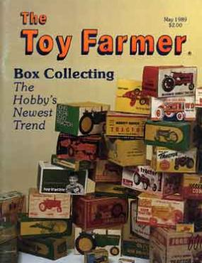 May 1989, Toy Farmer, Subscribe, www.toyfarmer.com