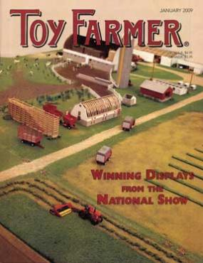 January 2009, Subscribe, www.toyfarmer.com