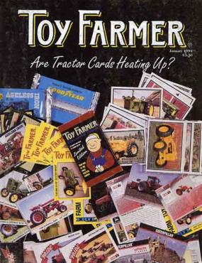 January 1994, Toy Farmer, Subscribe, www.toyfarmer.com